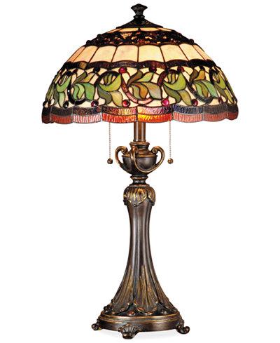 Dale Tiffany Aldridge Table Lamp - Dale Tiffany Aldridge Table Lamp - Lighting & Lamps - For The Home