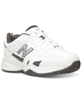 New Balance Men's MX409 Wide Width Training Sneakers from Finish Line
