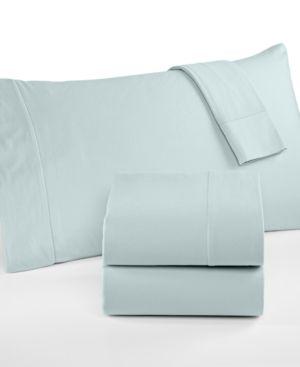 Closeout! Martha Stewart Collection Luxury 100% Cotton Flannel Full Sheet Set 5039668