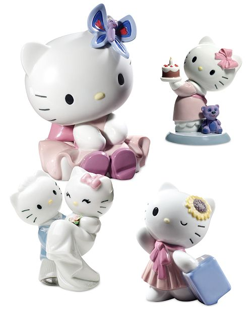 11f45e704 Nao by Lladro Hello Kitty Collection & Reviews - Macy's