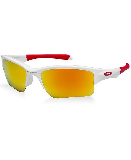 15fa6d06b4882 ... Oakley QUARTER JACKET YOUTH Sunglasses