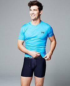 Under Armour Men's Flyweight T-Shirt & 2-Pack O-Series Boxer Briefs