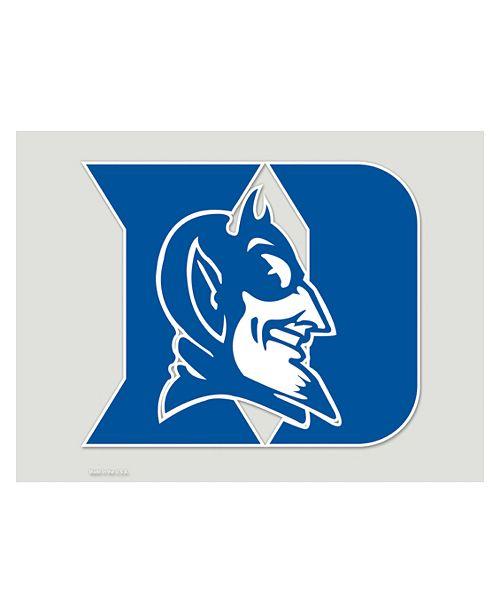 Wincraft Duke Blue Devils Die-Cut Decal