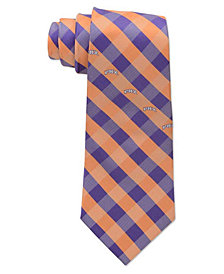 Eagles Wings Phoenix Suns Checked Tie