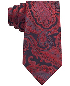 Dewel Paisley Tie