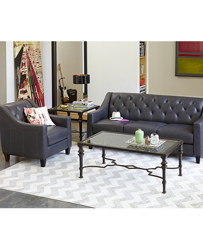 Novato Table Collection Furniture Macy S
