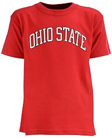 J America Kids' Short-Sleeve Ohio State Buckeyes T-Shirt