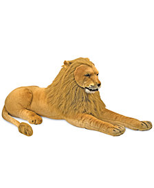 Melissa and Doug Kids' Lion Plush