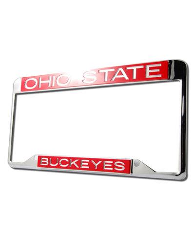 Stockdale Ohio State Buckeyes License Plate Frame - Sports Fan Shop ...