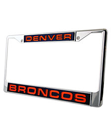 Rico Industries Denver Broncos License Plate Frame