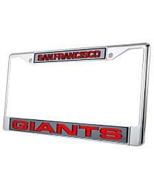 Rico Industries San Francisco Giants License Plate Frame