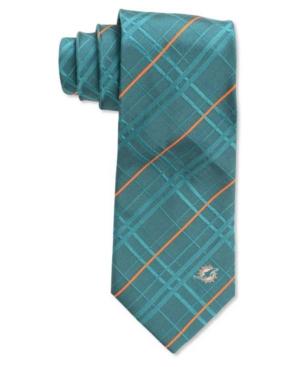 Miami Dolphins Oxford Tie