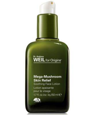 Dr. Andrew Weil for Origins Mega Mushroom Skin Relief Soothing Face Lotion, 1.7 oz
