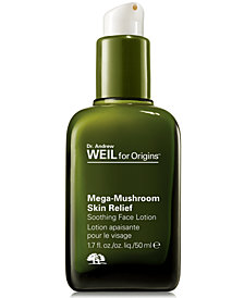 Origins Dr. Andrew Weil for Origins Mega Mushroom Skin Relief Soothing Face Lotion, 1.7 oz