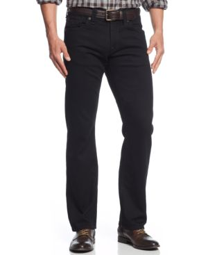True Religion Men's Relaxed-Fit Straight Ricky Jeans 4545947