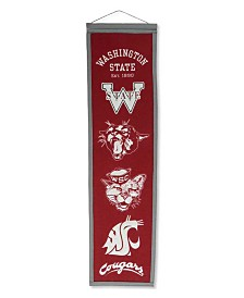 Winning Streak Washington State Cougars Heritage Banner