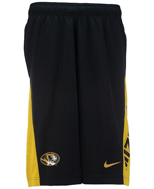 Nike Men's Missouri Tigers Fly Shorts