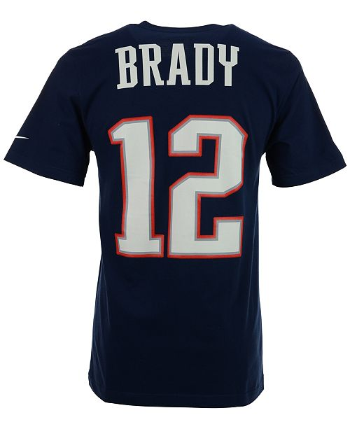 eecf34a1c1d Nike Men s Tom Brady New England Patriots Pride T-Shirt   Reviews ...