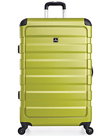 """Tag Matrix 28"""" Hardside Spinner Suitcase, Created for Macy's"""
