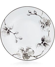 Michael Aram Dinnerware, Black Orchid Tidbit Plate