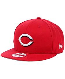 Cincinnati Reds MLB 2 Tone Link 9FIFTY Snapback Cap