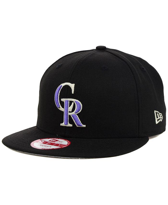 New Era - Colorado Rockies MLB 2 Tone Link 9FIFTY Snapback Cap
