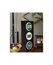Memory Company New York Jets Flashing Lets Go Light