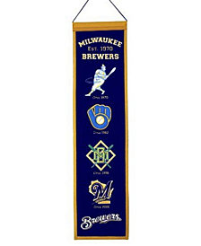 Winning Streak Milwaukee Brewers Heritage Banner