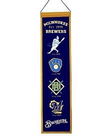 Winning Streak Milwaukee Brewers Heritage Banner