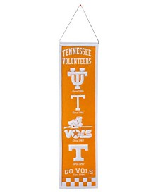 Winning Streak Tennessee Volunteers Heritage Banner