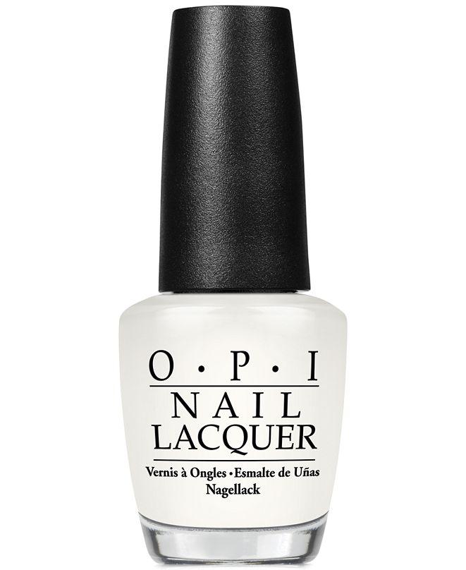 OPI Nail Lacquer, Funny Bunny