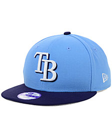 New Era Kids' Tampa Bay Rays 9FIFTY Snapback Cap