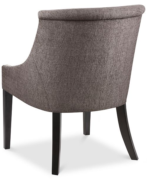 Carriage Amp Co Krista Fabric Accent Chair Quick Ship