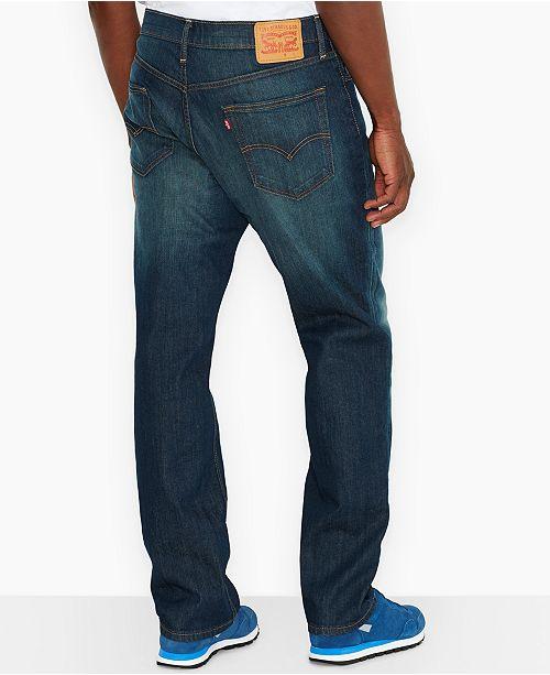 Levis 541 Athletic Fit Jeans Jeans Men Macys