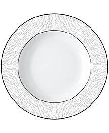 "Bernardaud Dinnerware, Dune ""Dune"" Rim Soup Bowl"