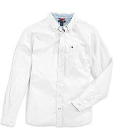 Tommy Hilfiger Button-Down Shirt, Little Boys
