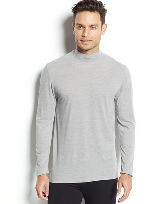 32 Degrees Heat, Mock Neck Turtle Neck Base Layer