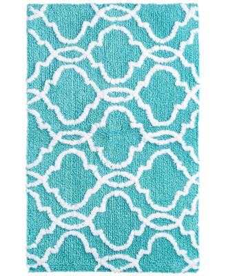 Lovely Dena Home Tangiers Bath Rug