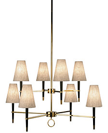 Jonathan Adler Ventana Two-Tier Chandelier