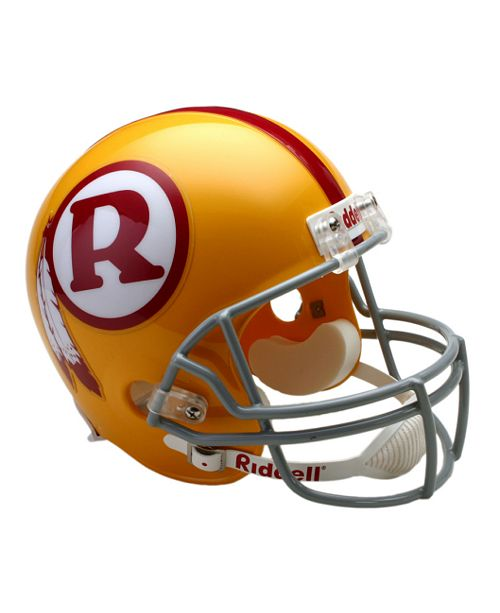 71504a036e6a0 Riddell Washington Redskins Deluxe Replica Helmet   Reviews ...