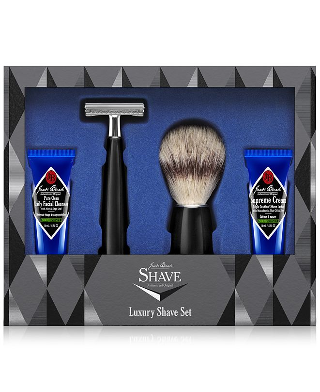Jack Black Luxury Shave Set