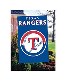 Party Animal Texas Rangers House Flag