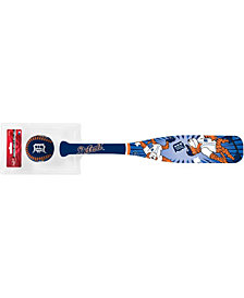 Jarden Sports Detroit Tigers Grand Slam Softee Baseball Bat and Ball Set