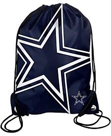 Dallas Cowboys Big Logo Drawstring Bag