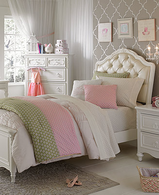 Celestial kids bedroom furniture furniture macy 39 s - New york girls room ...