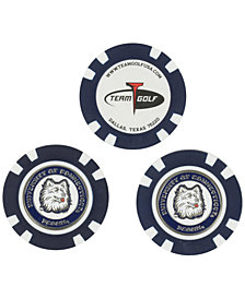 Team Golf Connecticut Huskies 3-Pack Poker Chip Golf Markers