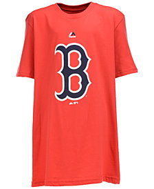 MajesticBoston Red Sox Primary Logo T-Shirt