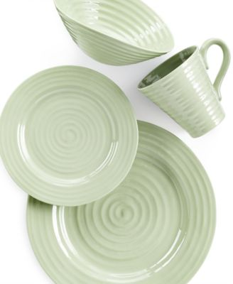 Portmeirion \ Sophie Conran Sage\  Dinnerware Collection  sc 1 st  Macy\u0027s & Portmeirion \