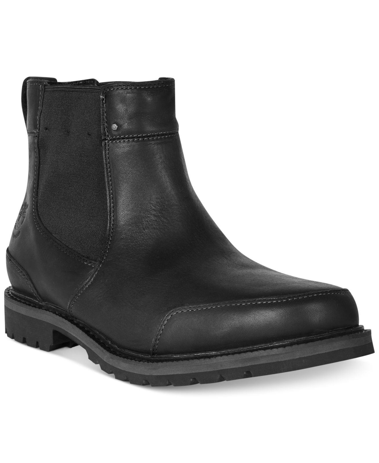 black timberland boots men