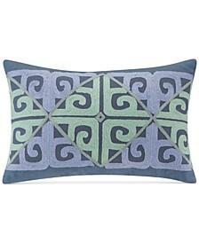 "Kamala 12"" x 18"" Oblong Decorative Pillow"